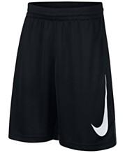 new style eb888 95d56 Nike Big Boys Dri-FIT Training Shorts