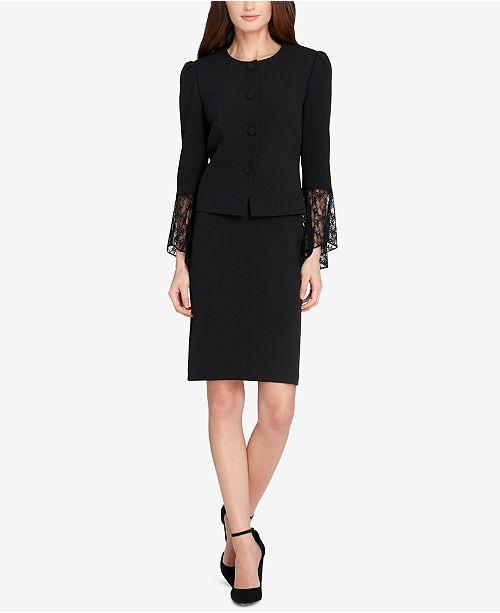 c4269db79372 Tahari ASL Lace-Cuff Skirt Suit & Reviews - Wear to Work - Women ...