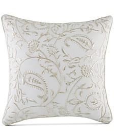 """Cela 18"""" x 18"""" Square Decorative Pillow"""