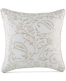 """Croscill Cela 18"""" x 18"""" Square Decorative Pillow"""
