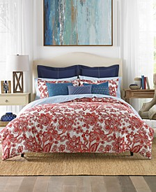 Aquinnah Floral Bedding Collection