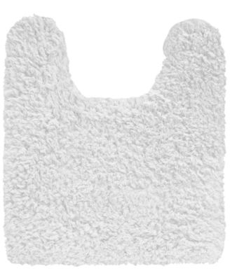 "SoftTwist™ 21"" x 24"" Contoured Waterproof Memory Foam Bath Rug"