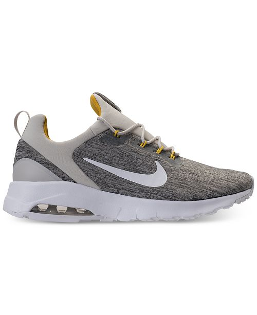 buy online 01b52 97329 ... Nike Women s Air Max Motion Racer Running Sneakers from Finish ...