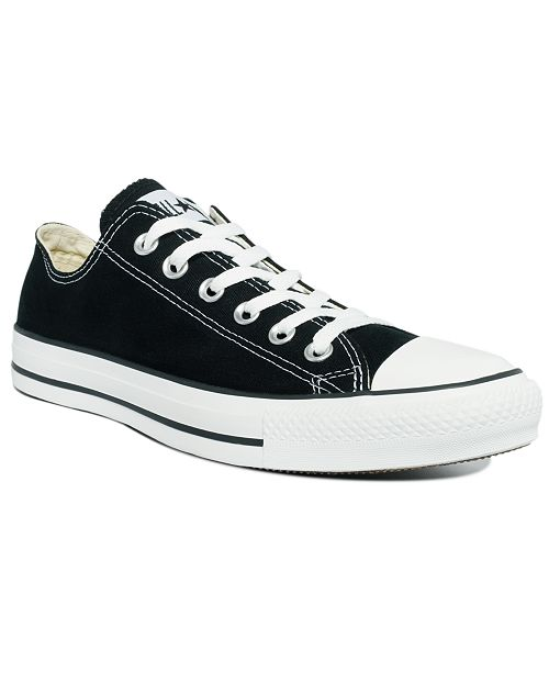 6bc07204b55a Converse Men s Chuck Taylor All Star Sneakers from Finish Line ...