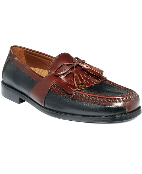 Johnston & Murphy Men's Aragon Ii Kiltie Tassel Loafer Men's Shoes qRzY7yy