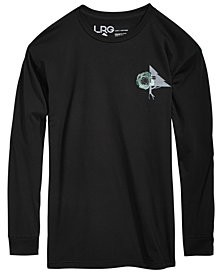 LRG Men's Framework Long-Sleeve T-Shirt