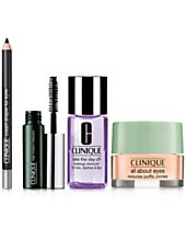 Choose your FREE 4pc Eye or Lip Gift with $85 Clinique Purchase!