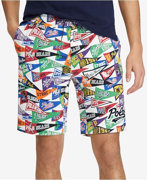 1bac90894e7a Polo Ralph Lauren Men s Pennant Shorts