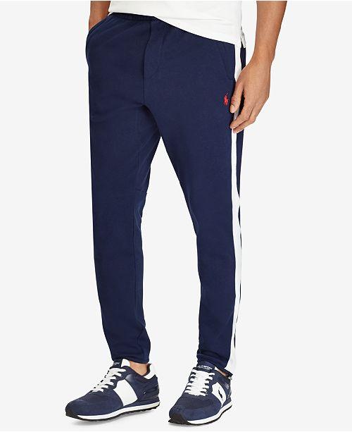 30253e5fa7b Polo Ralph Lauren Men s Big   Tall Interlock Track Pants   Reviews ...