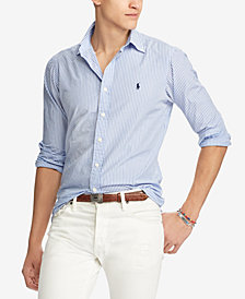 Polo Ralph Lauren Men's Classic-Fit Striped Shirt