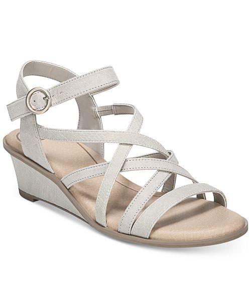 Dr. Scholl's Gemini Wedge Sandals Women's Shoes 3GMR7L1m5X