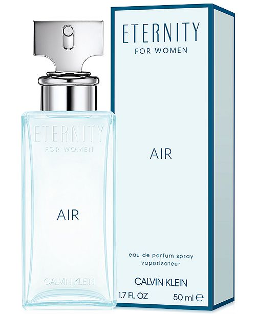 Eternity Air For Women Eau De Parfum Spray 17 Oz