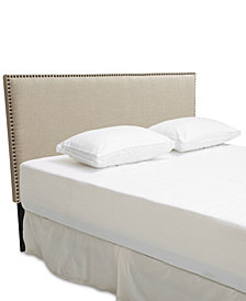 Dayle Adjustable King/California King Headboard, Quick Ship
