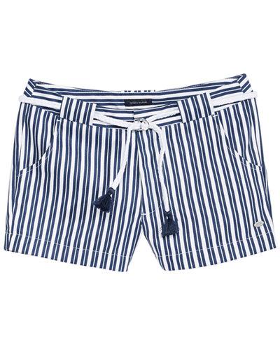 Tommy Hilfiger Striped Shorts, Big Girls