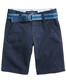 Dagger Twill Shorts, Little Boys