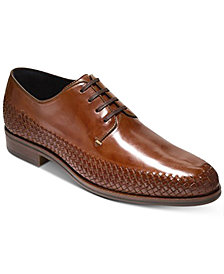 Cole Haan Men's Washington Grand Woven Oxfords