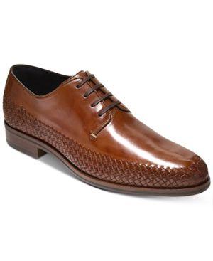 Cole Haan Men's Washington Grand Woven Oxfords Men's Shoes 5701002