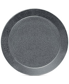 Iittala Teema Dotted Grey Dinner Plate