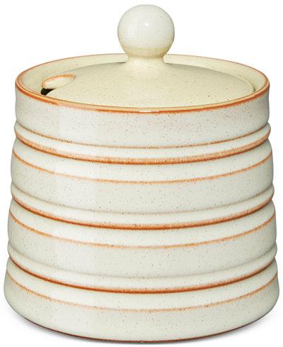 Denby Dinnerware, Heritage Veranda Covered Sugar Bowl