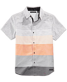 Sean John Woven Shirt, Big Boys