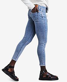 Levi's® 535™ Studded Super-Skinny Cropped Jeans