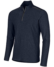 Men's Core Bonded Quarter-Zip Sweater, Created for Macy's