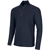 Deals on Ideology Mens Core Bonded Quarter-Zip Pullover