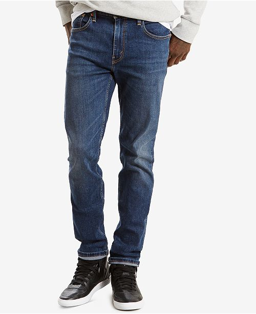 003e7d0ab3e Levi's 502™ Taper Jeans & Reviews - Jeans - Men - Macy's