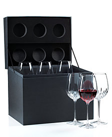 Waterford Stemware and Barware, Deluxe Boxed Collection, Sets of 6