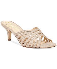 Callisto Roza Slip-On Dress Sandals, Created for Macy's