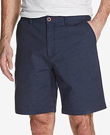 """Weatherproof Vintage Men's Stretch Textured-Stripe 9"""" Shorts"""