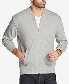 Weatherproof Vintage Men's Knit Full-Zip Sweater