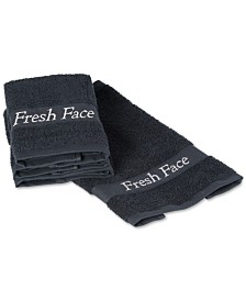 Martex® Fresh Face Cotton 2-Pc. Staybright® Towel Set