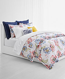 Lauren Ralph Lauren Isadora 3-Pc. Full/Queen Duvet Cover Set