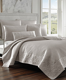 J Queen New York Zilara King Coverlet