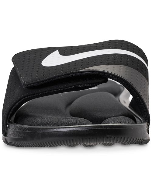 Nike Men s Ultra Comfort Slide Sandals from Finish Line   Reviews ... 135154c26