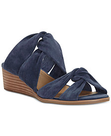 Lucky Brand Rhilley Wedge Sandals