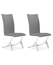 Lyss Dining Chair (Set Of 2), Quick Ship