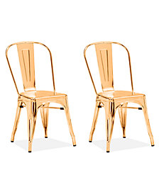 Walker Dining Chair (Set Of 2), Quick Ship