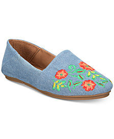 Style & Co Nixine Slip-On Flats, Created for Macy's