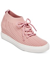 8f450086018 STEVEN by Steve Madden Carin Wedge Sneakers