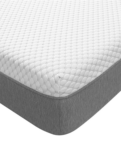"Martha Stewart Collection 10"" Cushion Firm Memory Foam Mattress, Quick Ship, Mattress in a Box- Queen"