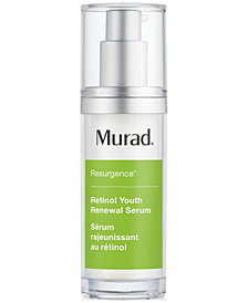 Murad Resurgence Retinol Youth Renewal Serum, 1-oz.