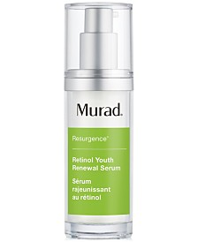 Murad Resurgence Retinol Youth Renewal Serum, 1-oz.