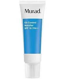 Oil-Control Mattifier SPF 15 | PA++, 1.7-oz.