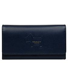 Radley London Shadow Large Flapover Matinee Wallet