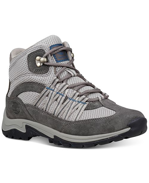 b717f0363ac Timberland Women's Mt Maddsen Waterproof Boots & Reviews - Boots ...