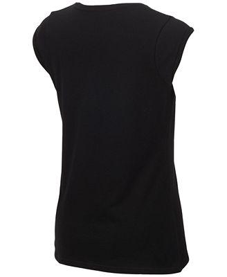Adidas graphic print t - shirt, bambino ragazze camicie & tees bambini