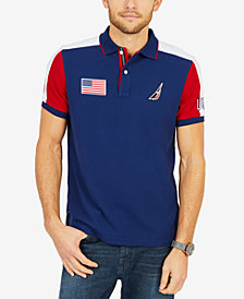 Nautica Men's Slim-Fit Country Polo, Created for Macy's