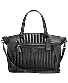 COACH Prairie Small Satchel